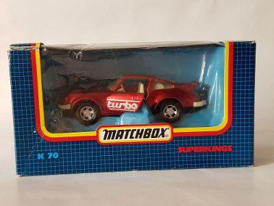 MatchBox Super Kings K-70 TURBO Metal