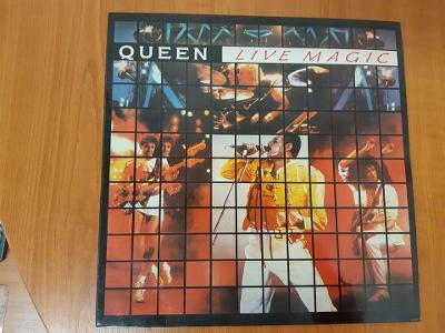 Queen LIVE MAGIC, 1986, Vinyl, LP