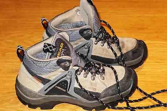 Trekové boty HEAD 100 Series, vel. 37 - Dámské boty