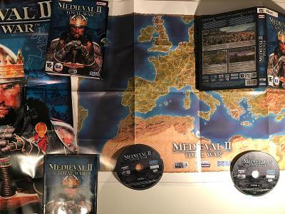 Medieval II Total War CZ původní