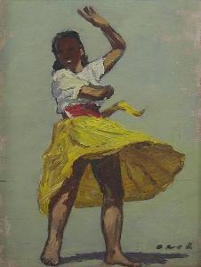 Obraz  Karel Brož