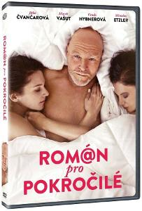 ROMÁN PRO POKROČILÉ (DVD)