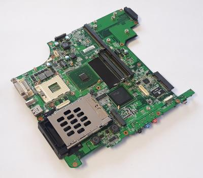 Základní deska z MSI MegaBook L745 vadná