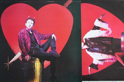 Marc Almond And The Willing Sinners – Vermin In Ermine LP 1984 vinyl