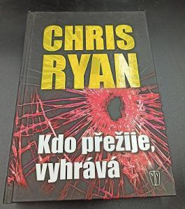 Kniha - Kdo přežije vyhrává/Ch. Ryan rok 2014/400 str...(12442)