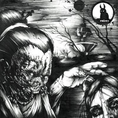 Vinyl LP - BOB/NOT! Split 2020
