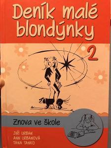 Kniha Deník malé blondýnky 2