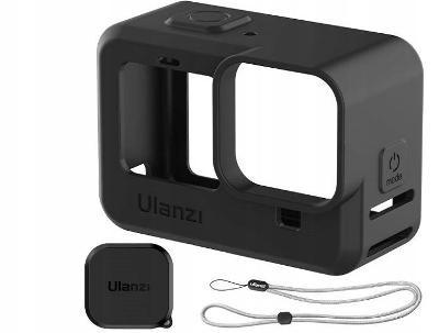Pouzdro pro GoPro Hero 9 Black + víko a šňůrka na krk - ULANZI G9-1