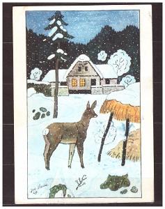 pohlednice-Josef Lada