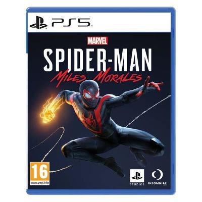 PS5 Spider-Man Miles Morales CZ