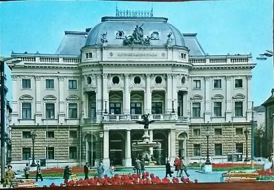 Bratislava Národní Divadlo