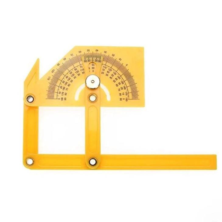 Úhloměr pravítko - skládací 180 stupňů - 2303. - Nářadí
