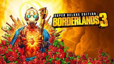 Borderlands 3 (Super Deluxe Edition) - STEAM (dodání ihned)🔑