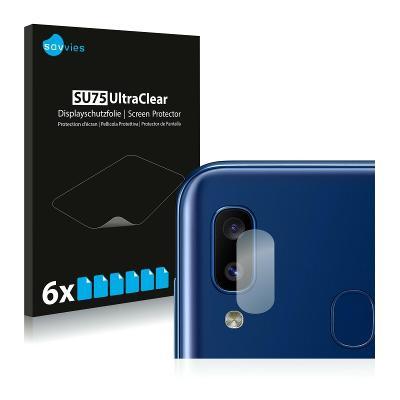 6x Ochranná fólie - Samsung Galaxy A20e (Kamera)
