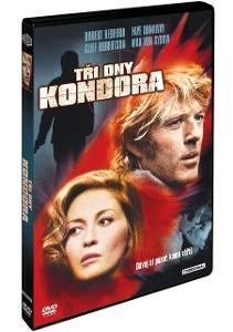 TŘI DNY KONDORA (DVD)