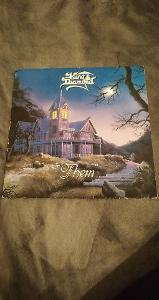 Predám LP KING DIAMOND - THEM od ROADRUNNER z roku 1988