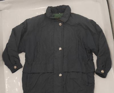 Dámská dlouhá teplá zimní bunda parka vel. XL