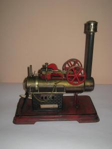 Parní stroj Doll&Company