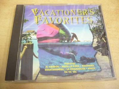 CD VACATIONER´S FAVORITES