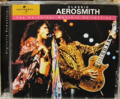 CD - Aerosmith (2000) , CD V PĚKNÉM STAVU