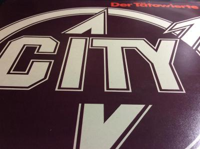 CITY: DER TATOWIERTE, AMIGA 1979, TOP STAV, OD KORUNKY !!!