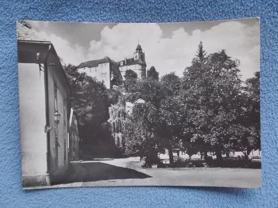 Jánský Vrch Jeseníky Javorník Jauernig zámek