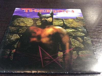 THERION: THELI, NUCLEAR BLAST 1996, TOP STAV, HŮŘE SEHNATELNÉ