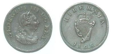 Irsko 1 F 1806