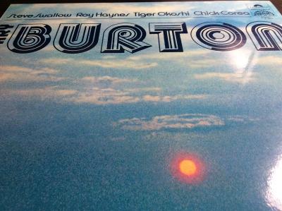 GARY BURTON: STEVE SWALLOW, ROY HAYNES, TIGER OKOSHI, CHICK COREA