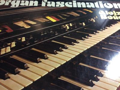 ALOJZ BOUDA: ORGAN FASCINATION, OPUS 1978, TOP STAV, OD KORUNKY !!!