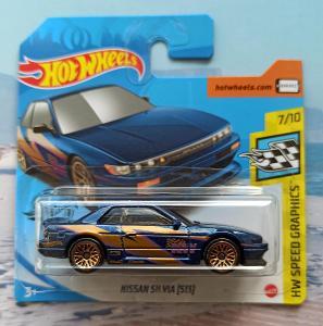 Nissan Silvia (S13) HotWheels