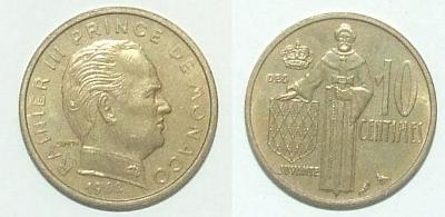 Monako 10 C 1962