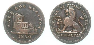 Gibraltar 2 Q 1820