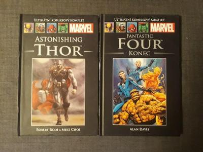 Ukk - Fantastic Four konec