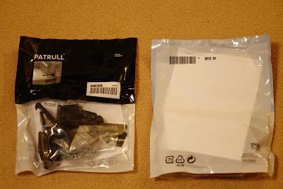 Dětská pojistka na zásuvky a dvířka IKEA PATRULL, 5 kusů v balení