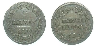 Švýcarsko 1 B