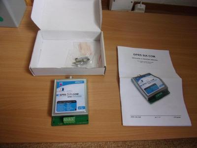 GPRS komunikátor SIA COM