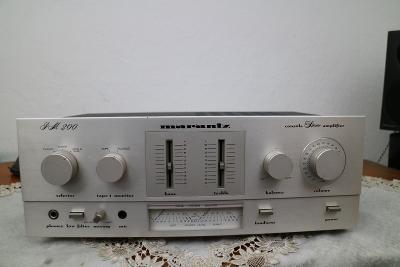 Vintage zesilovač MARANTZ PM-200