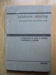 Čermáková J. - Učebnice němčiny pro vysoké školy technického směru
