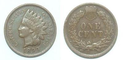 USA 1 C 1899