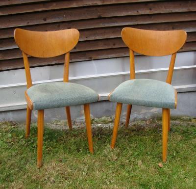 židle thonet 2 kusy