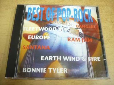 CD BEST OF POP-ROCK / Europe, Santana, Fleetwood Mac...