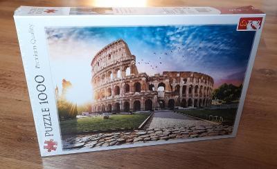 Trefl Puzzle 1000 kousků - Koloseum