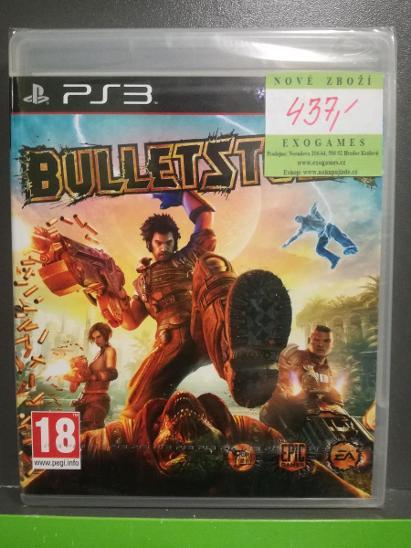 Bulletstorm CZ (PS3) - NOVÁ !!! - Hry