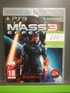 Mass Effect 3CZ (PS3) - NOVÁ !!!