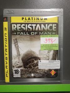 Resistance: Fall of Man CZ (PS3) - NOVÁ !!!