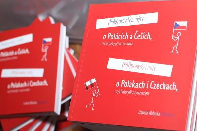 dvojjazyčná knížka o Polácích a Češích - humorné historky