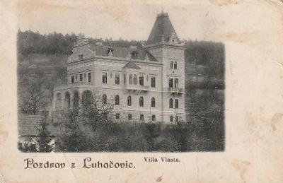 Luhačovice - Zlín