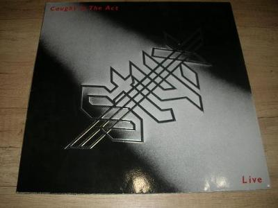 Styx – Caught In The Act Live (1984) 2xLP ,1.Press ,EX