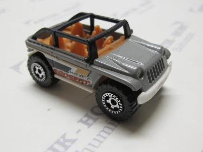 MATCHBOX - JEEP WILLYS CONCEPT - No:575